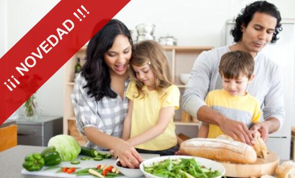 Cocina en familia esacan for Cocina en familia