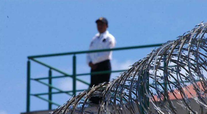Servicio de vigilancia en centros de internamiento